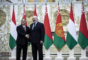 Orbán Viktor, Lukasenka