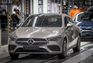 Kecskemét, Mercedes-gyár